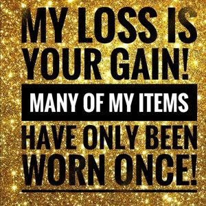 Tops - Many items worn Once or Twice! 👀👀 🛍 🛍
